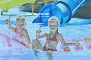 Откриване Аквапарк Персенк