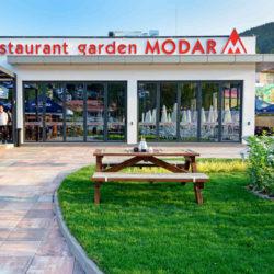 Ресторант градина MODAR